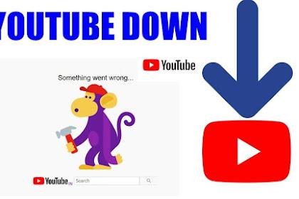 Google Çöktü Peki Bu Siber Saldırı mı? Youtube,Gmail,Blogger'a Erişilemiyor