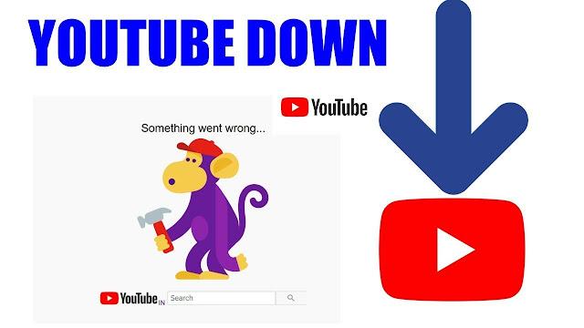Google Çöktü Peki Bu Siber Saldırı mı? Youtube,Gmail,Blogger...