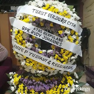 Membeli Karangan Bunga Bouquet Online di Jakarta Barat