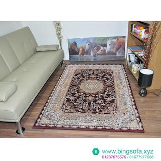 Thảm trải sàn Thổ Nhĩ Kỳ lông ngắn