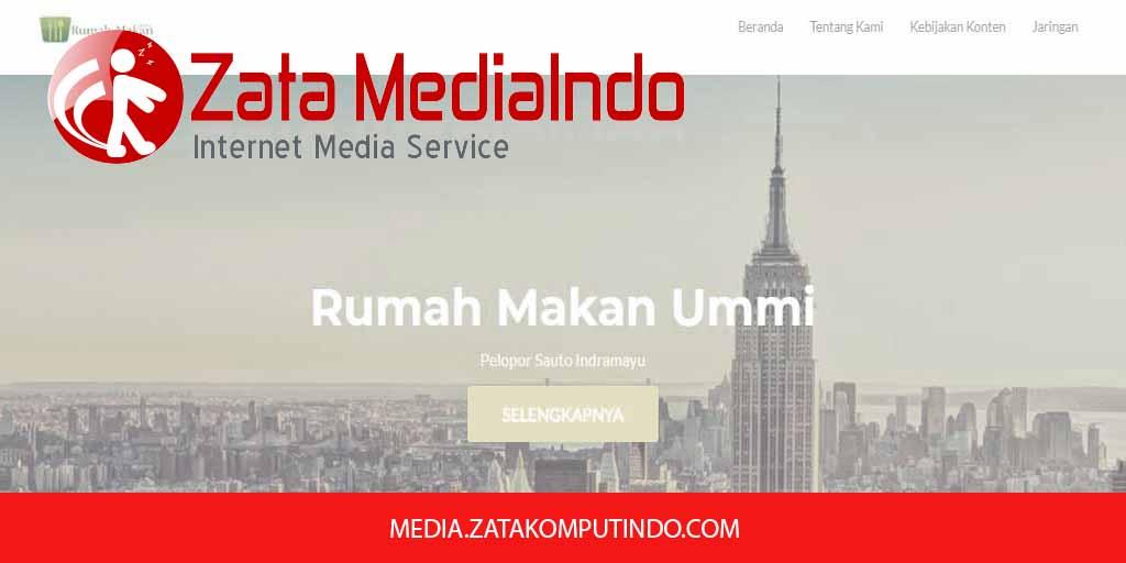 Media Partner Rumah Makan Ummi