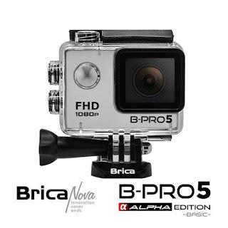 Brica B-Pro 5 Alpha Edition Basic Silver Sisa Stok
