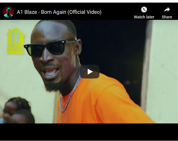 [MUSIC VIDEO] A1 BLAZE - BORN AGAIN (official video)