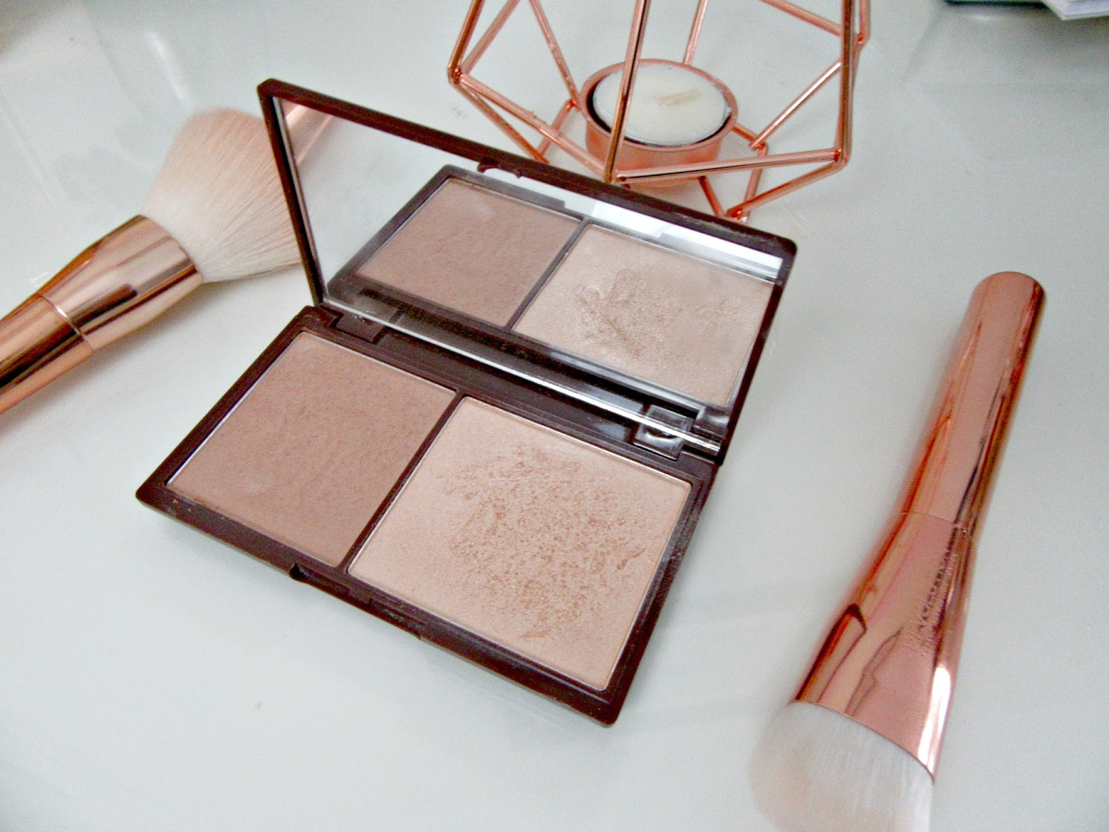 I Heart Makeup Bronz and Glow palette