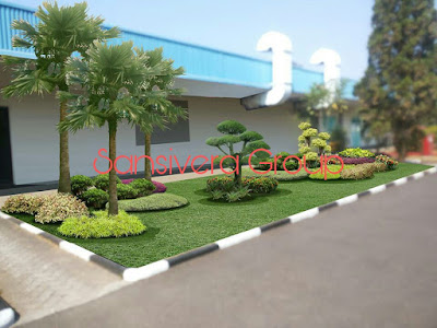Jasa Pembuatan Taman Rumah Bandung