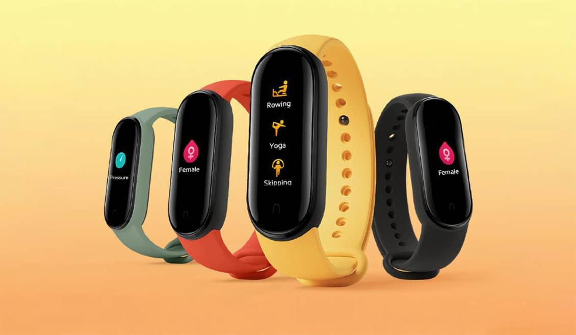 Xiaomi launches Mi Band 5