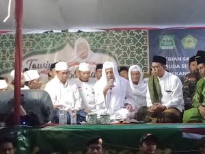 4 Fakta Kedatangan Habib Luthfi ke Bandung Barat