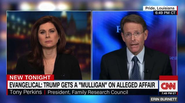 WATCH: As Massive FBI Corruption Scandal Unfolds, CNN Airs Trump 'P***y' Tape, Shames Christians