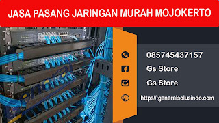 jasa instalasi networking resmi mojokerto