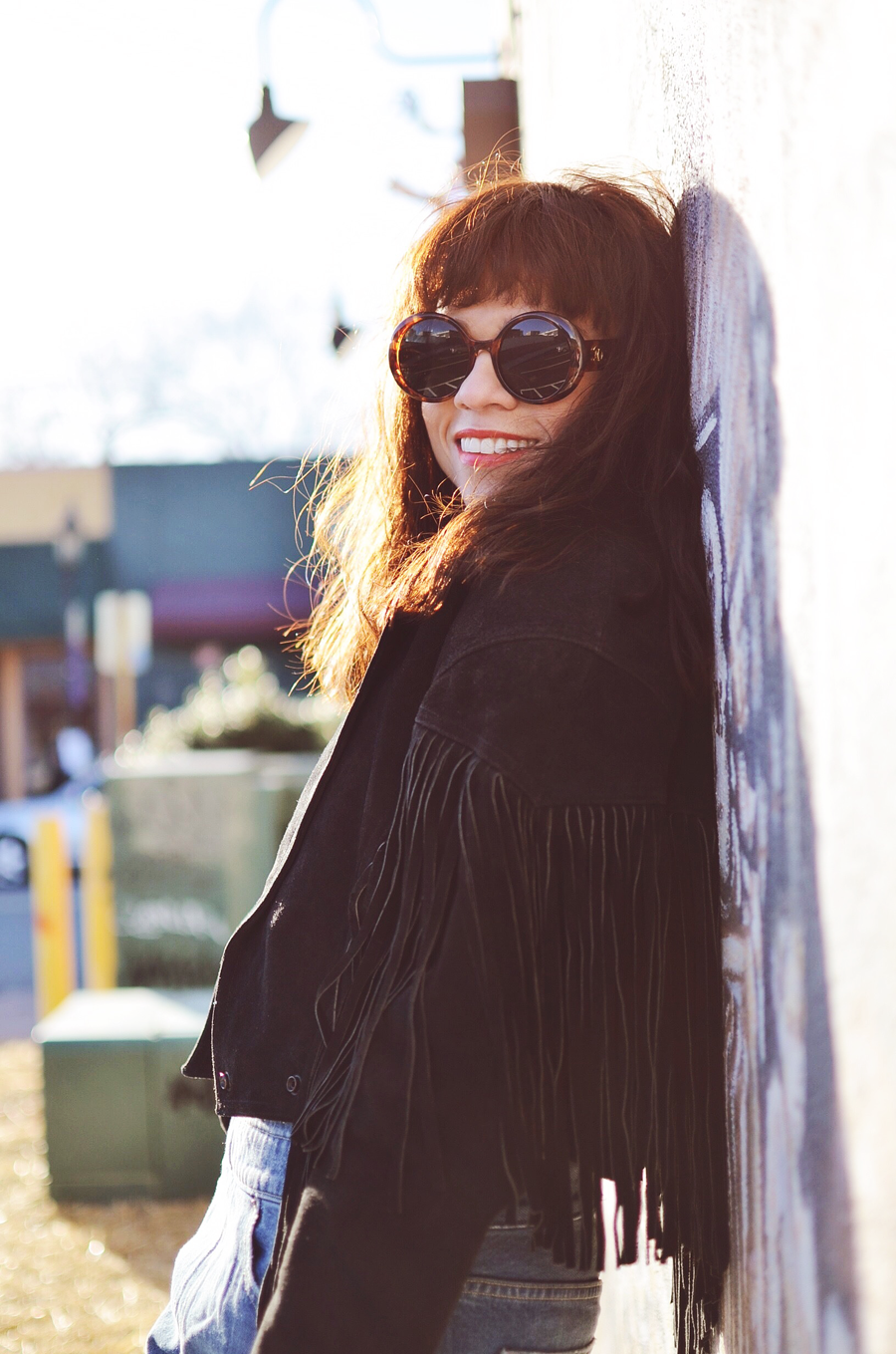 Carelia Moran fashion blogger