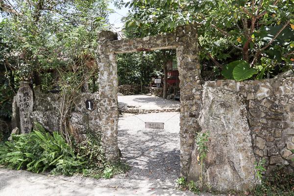阿將的家23咖啡館由老闆親手搭建的鄒族部落石頭屋,阿里山秘境