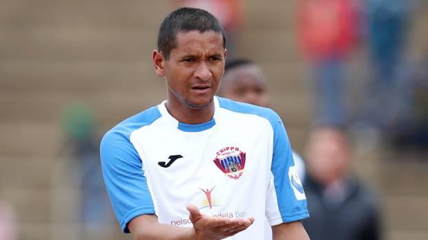 Chippa United winger Daine Klate