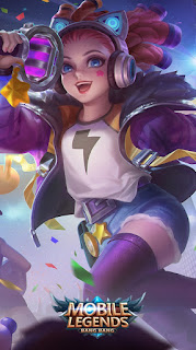 Lylia Future Star Heroes Mage of Skins