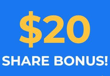 Bonus Forex Tanpa Deposit TOP1 Markets $20 - Sharing Bonus