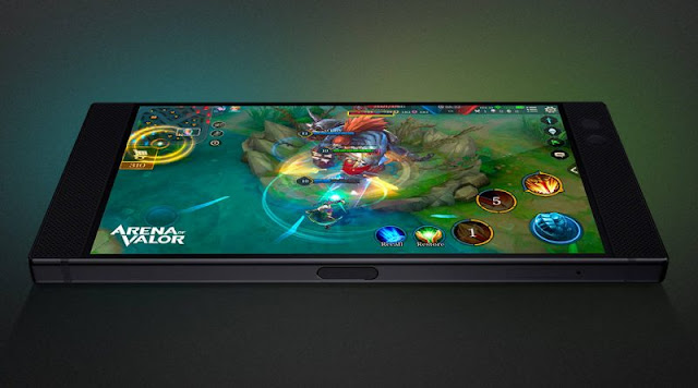 Razer Phone 2 noticed in AnTuTu and Geekbench. There is a specification