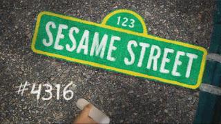 Sesame Street Episode 4316 Finishing the Splat season 43