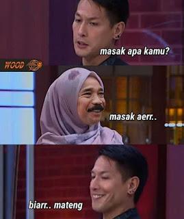 Meme Master Chef Indonesia Paling Unik dan Bikin Ngakak  10 Meme Master Chef Indonesia Paling Unik dan Bikin Ngakak