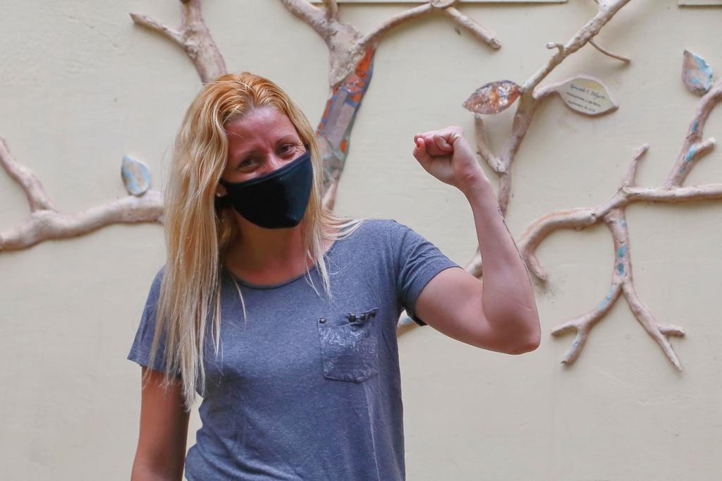 Por primera vez una mujer en situación de violencia ocupará el trabajo de su agresor