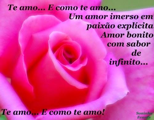 Mensagens De Amor Romanticas: Lindas Mensagens De Amor Com Imagem