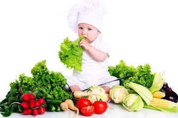 Cukupkan Makanan Bayi Anda