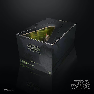 San Diego Comic-Con 2020 Exclusive Star Wars: The Black Series Heroes of Endor Figure Set by Hasbro