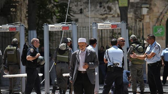 Tiru Israel, Ini Kelakuan Polisi Indonesia