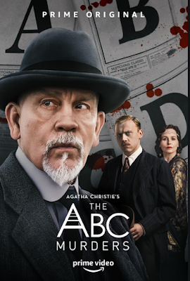 The ABC Murders on Amazon Prime