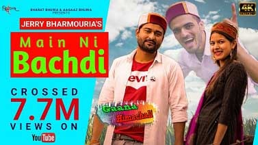 Mai Ni Bachdi mp3 Song download   Jerry Bharmouria ~ Gaana Himachali