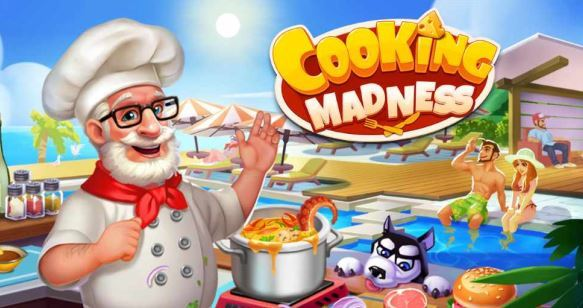 Cooking Madness Mod Apk v1.2.9 Unlimited Money + Gems For Android