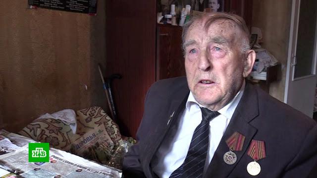 Банк «похоронил» живого ветерана, а все деньги с его счета пропали
