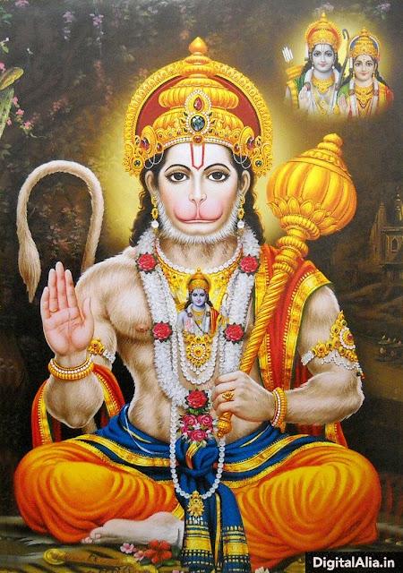 new hanuman images