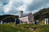 Church graveyard - Photo by Jamie Haughton on Unsplash