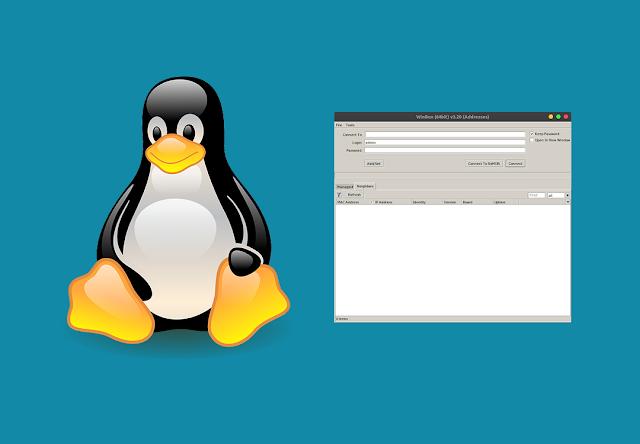 cara install winbox di linux