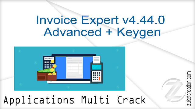 Invoice Expert v4.44.0 Advanced + Keygen  |  24 MB