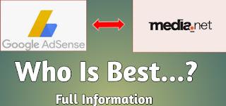 Media.net or Adsense. Google domain