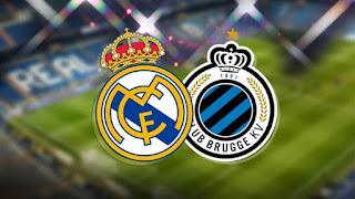 موعد مباراة ريال مدريد وكلوب بروج الأربعاء 11-12-2019 ضمن دوري أبطال أوروبا
