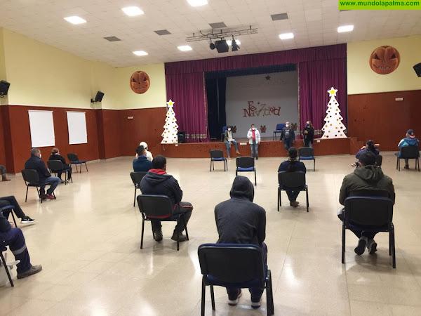 Funcaliente contrata a 22 desempleados de larga duración para reforzar los servicios municipales