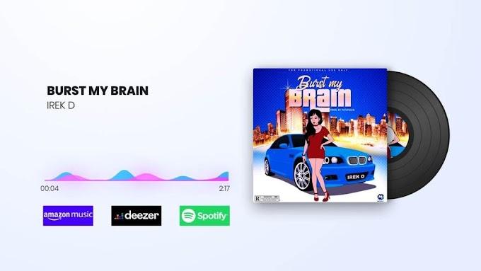 Music: Irek Dee - Burst My Brain