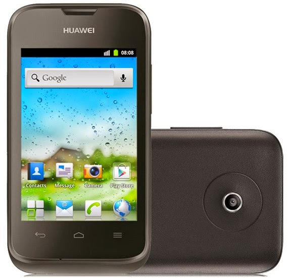 Hard Reset Huawei Ascend Y210