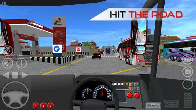 Bus Simulator Indonesia Apk Terbaru