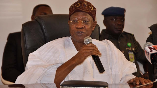 Lai Mohammed directs NBC to implement regulations for online media
