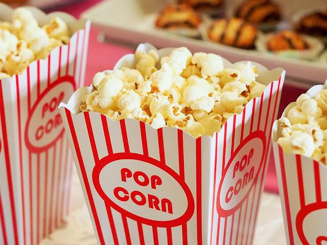 popcorn per cinema