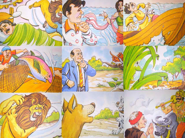 Top 10 Hindi Moral Story For Class 9