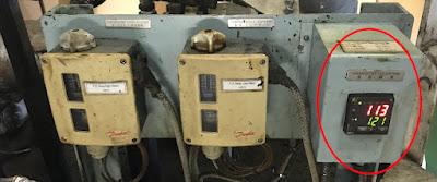 Контроллер подогревателя (правильная температура)