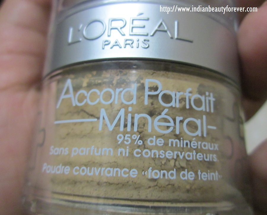 Mineral Foundation Review