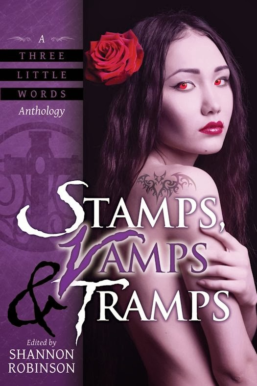 Review - Stamps, Vamps & Tramps: A Three Little Words Anthology