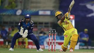 CSK vs MI 1st Match IPL 2020 Highlights