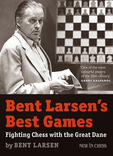 Les meilleures parties d'échecs de Bent Larsen © Chess & Strategy