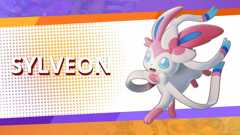 Pokémon Unite - Sylveon