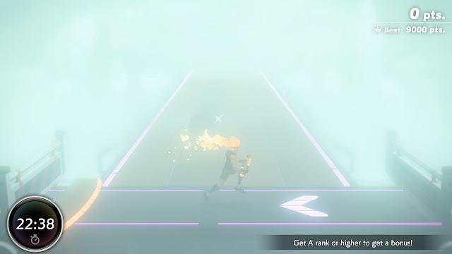 Ring Fit Adventure Dreadmill Novice Game Gym fog mist